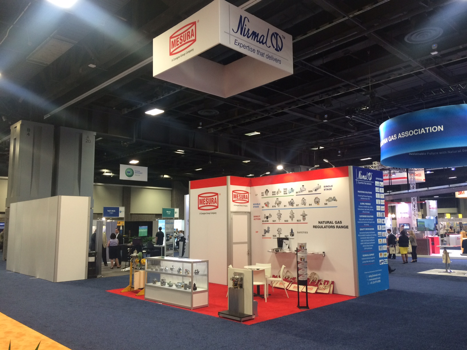 Mesura at World Gas Conference